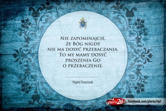 Cytat z Jezuita. Papież Franciszek