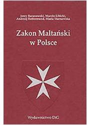 Zakon Maltański w Polsce - okładka książki