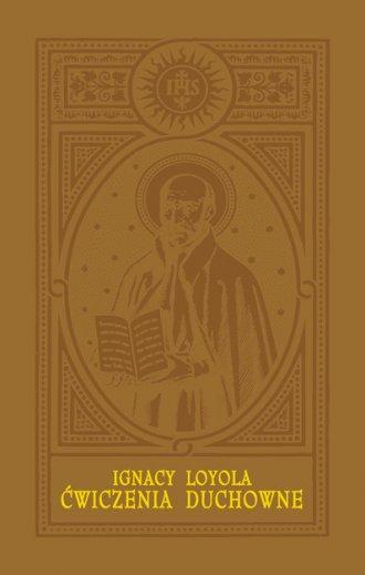 Ćwiczenia duchowne - okładka książki