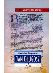 Jan Długosz. Seria: Wielcy ludzie - okładka książki