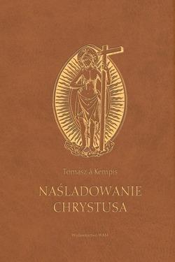 Naśladowanie Chrystusa - okładka książki
