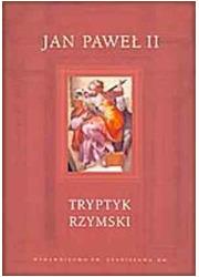 Tryptyk rzymski (+ CD) - okładka książki