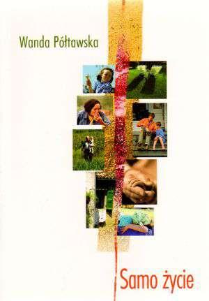 Samo życie - okładka książki