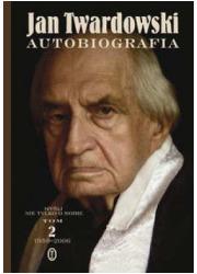 Autobiografia. Myśli nie tylko - okładka książki