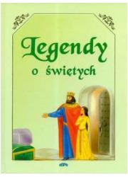 Legendy o świętych - okładka książki