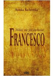 Francesco - okładka książki