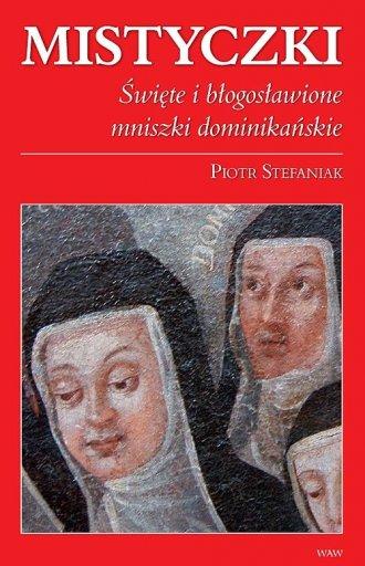 Mistyczki. Święte i błogosławione - okładka książki