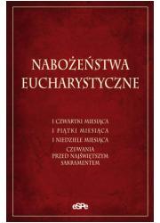 Nabożeństwa Eucharystyczne - okładka książki