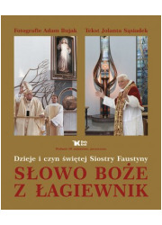 Słowo Boże z Łagiewnik - okładka książki