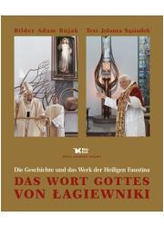 Das Wort Gottes von Łagiewniki - okładka książki