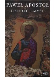 Paweł Apostoł. Dzieło i myśl - okładka książki