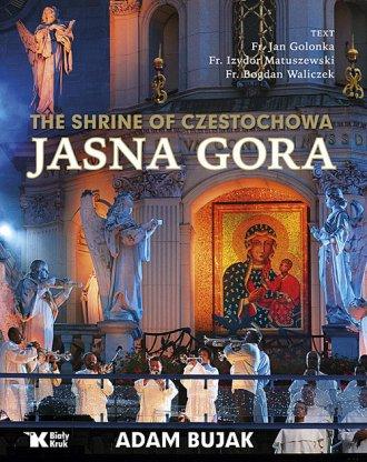 The Shrine of Czestochowa Jasna - okładka książki