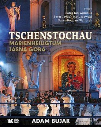 Tschenstochau Marienheiligtum Jasna - okładka książki