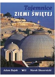 Tajemnice Ziemi Świętej - okładka książki