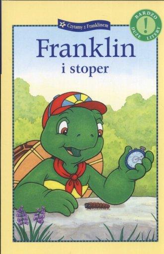 Franklin i stoper - okładka książki