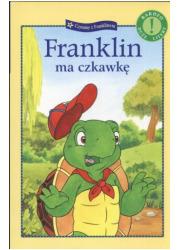 Franklin ma czkawkę - okładka książki