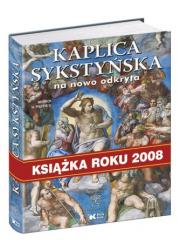 Kaplica Sykstyńska na nowo odkryta - okładka książki