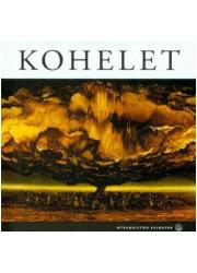 Kohelet (CD audio) - okładka płyty