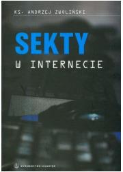 Sekty w internecie - okładka książki