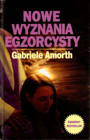 Nowe wyznania egzorcysty - okładka książki