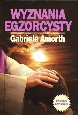 Wyznania egzorcysty - okładka książki