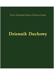 Dziennik duchowy - okładka książki
