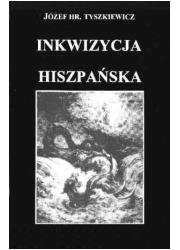 Inkwizycja hiszpańska - okładka książki