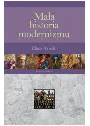 Mała historia modernizmu - okładka książki