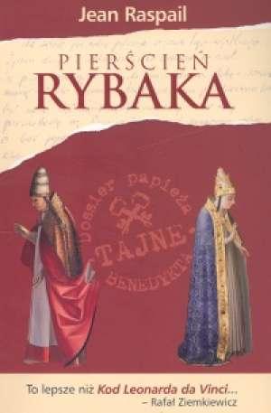 Pierścień Rybaka - okładka książki
