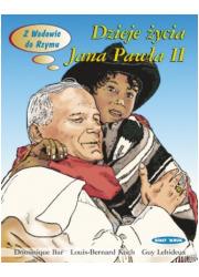 Z Wadowic do Rzymu. Dzieje życia - okładka książki