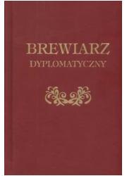 Brewiarz dyplomatyczny - okładka książki