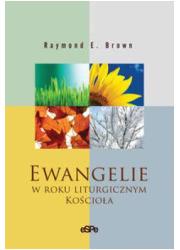 Ewangelie w roku liturgicznym Kościoła - okładka książki
