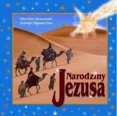 Narodziny Jezusa - okładka książki