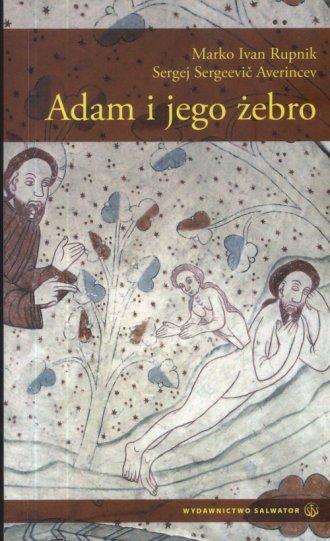 Adam i jego żebro - okładka książki