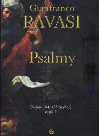 Psalmy (104-123) cz. 4 - okładka książki