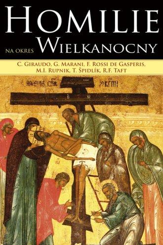 Homilie na okres Wielkanocny - okładka książki