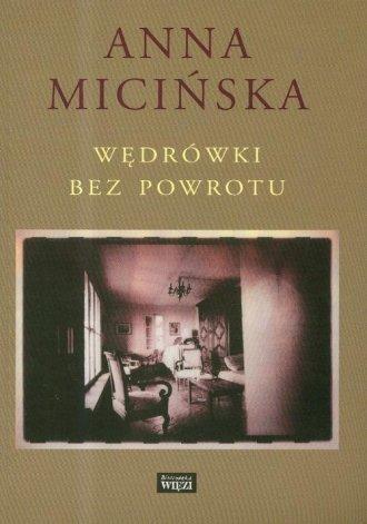 Wędrówki bez powrotu - okładka książki