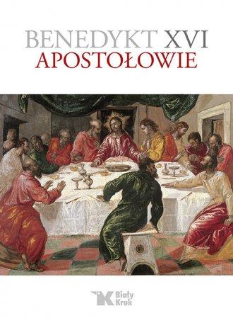Apostołowie - okładka książki