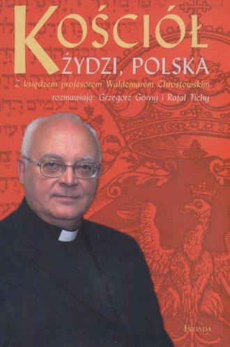 Kościół, Żydzi, Polska - okładka książki