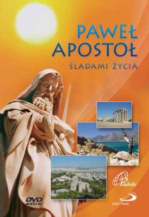 Paweł Apostoł. Śladami życia (DVD) - okładka filmu