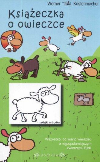 Książeczka o owieczce - okładka książki