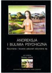 Anoreksja i bulimia psychiczna. - okładka książki