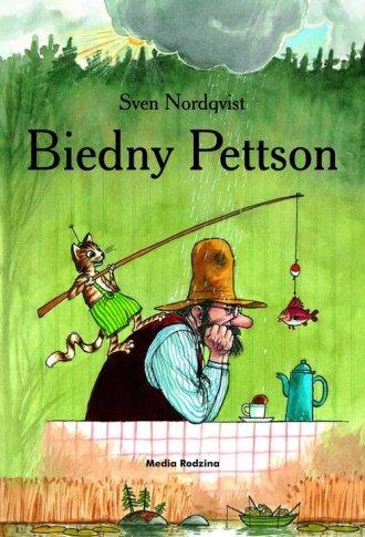 Biedny Pettson - okładka książki