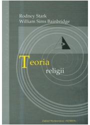 Teoria religii - okładka książki