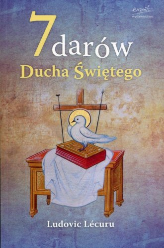 7 darów ducha - okładka książki