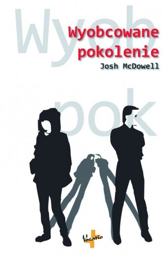 Wyobcowane pokolenie - okładka książki