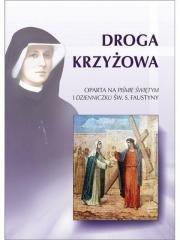 Droga Krzyżowa. Oparta na Piśmie - okładka książki