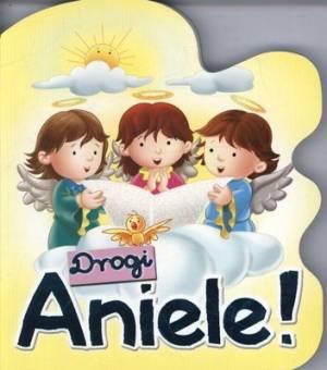 Drogi Aniele! - okładka książki