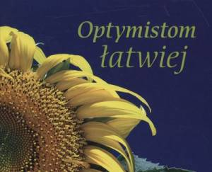 Optymistom łatwiej. Perełka 206 - okładka książki