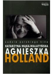 Agnieszka Holland - okładka książki